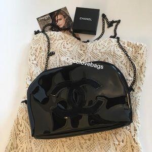🛍 Authentic Chanel Precision VIP Chain Bag